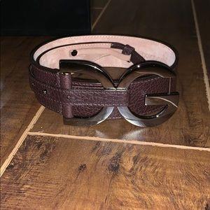 Dolce & Gabbana belt NWOT
